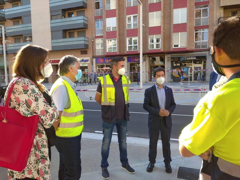 El alcalde de Huesca, Lus Felipe