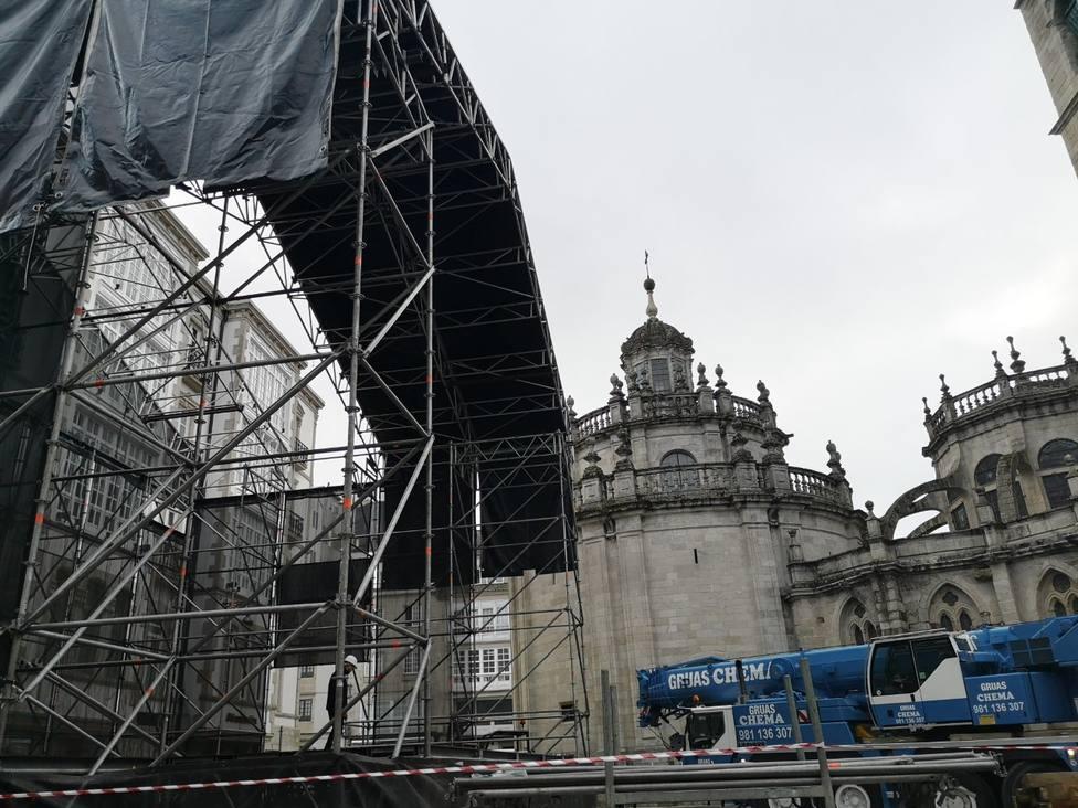 Lara Méndez confirma que se mantiene la celebración del San Froilán en Lugo