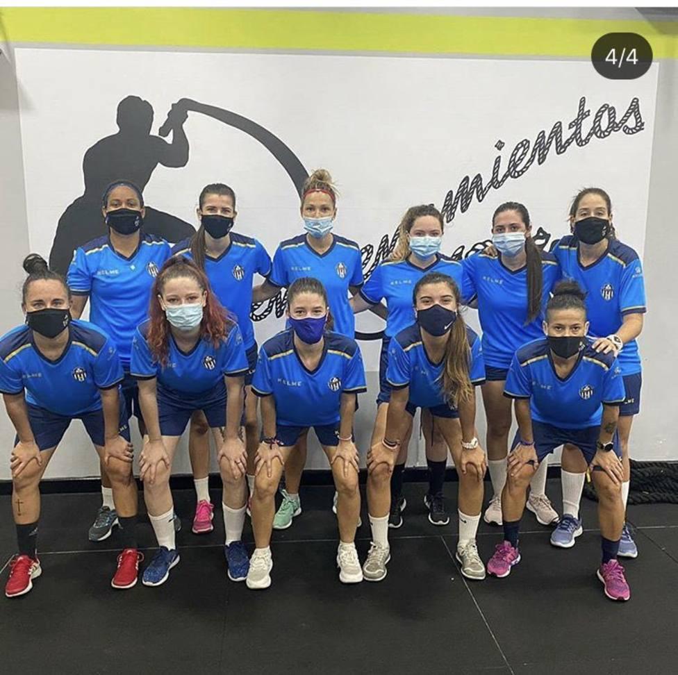 El Torreblanca FS de María Soto empieza a entrenar
