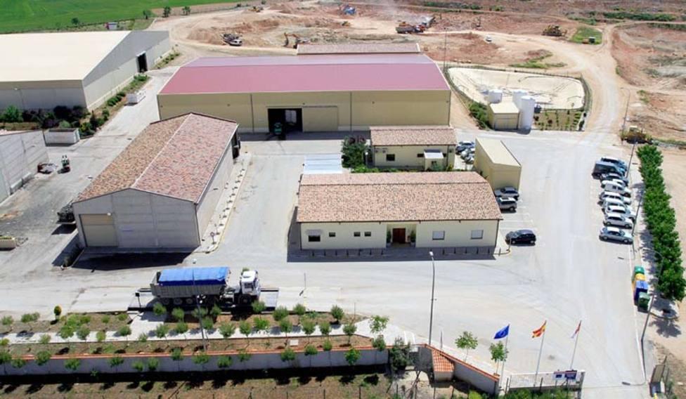 Centro de Tratamiento de Residuos de Torija