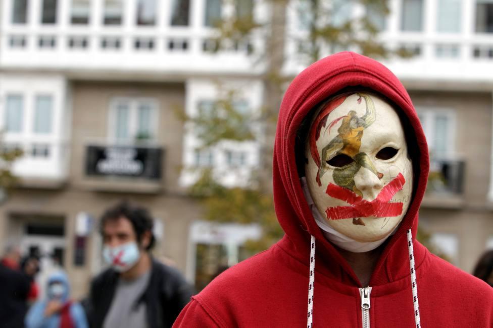 La plataforma Cultura Ferrolterra celebra este sábado una concentración - FOTO: EFE / Kiko Delgado