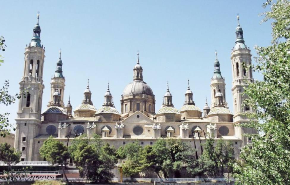 TRECE emite el lunes, 12 de octubre, la Misa desde la Basílica del Pilar en Zaragoza