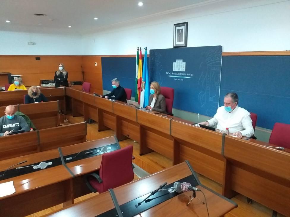 Pleno del Ayuntamiento de Motril 20-11-20