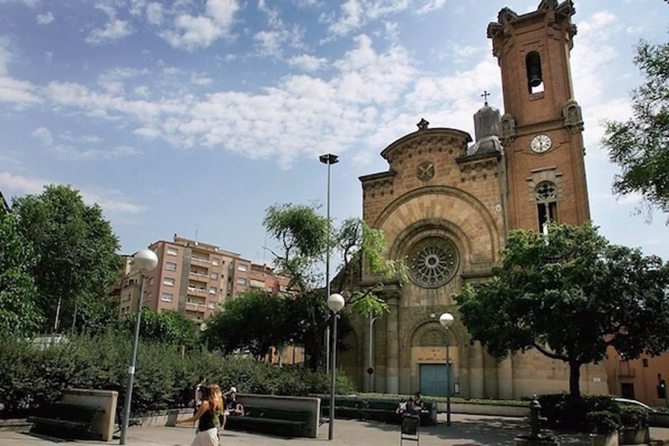 Barcelona empieza a restaurar la iglesia de Sant Andreu de Palomar