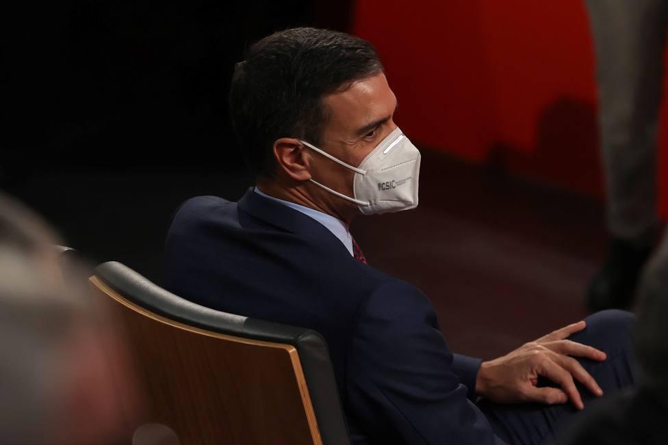 Pedro Sánchez vuelve a dar negativo en la PCR previa al final de su cuarentena