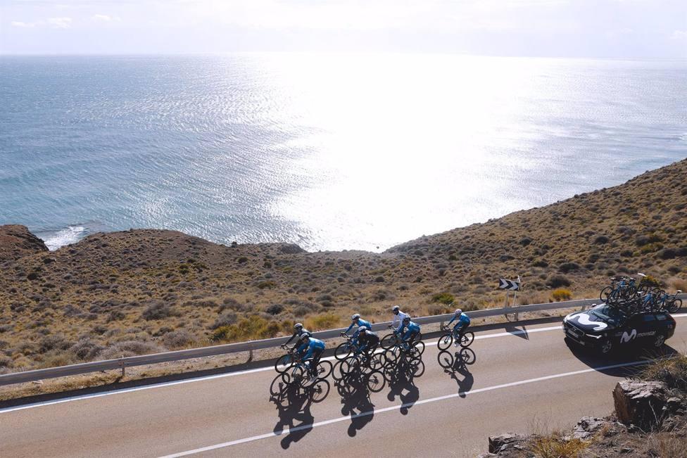Ciclismo.- Miguel �ngel López da positivo por coronavirus