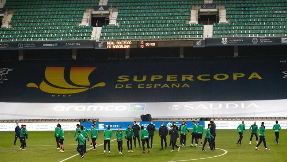 El Arcángel acogerá el miércoles un partido sin precedentes en la historia del fútbol español