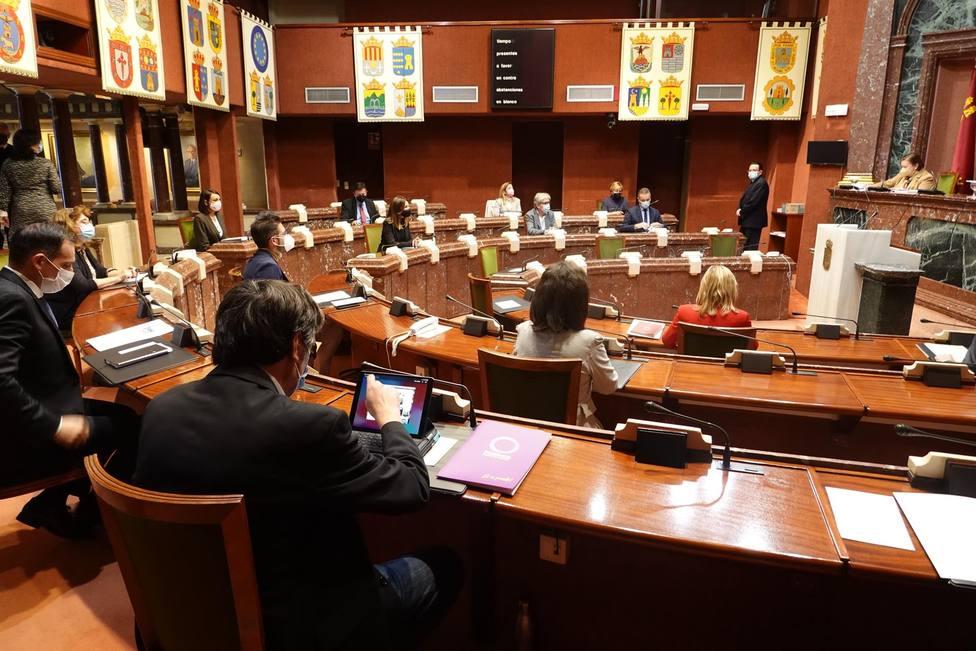 La Asamblea creará una comisión que investigue el proceso de vacunación