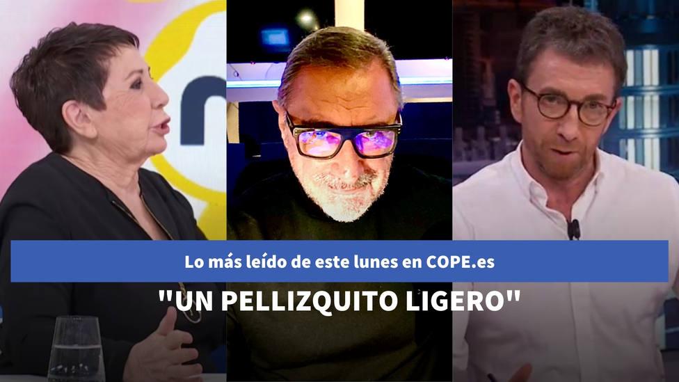 La lección de liderazgo de Herrera a Sánchez, entre lo más leído de este lunes