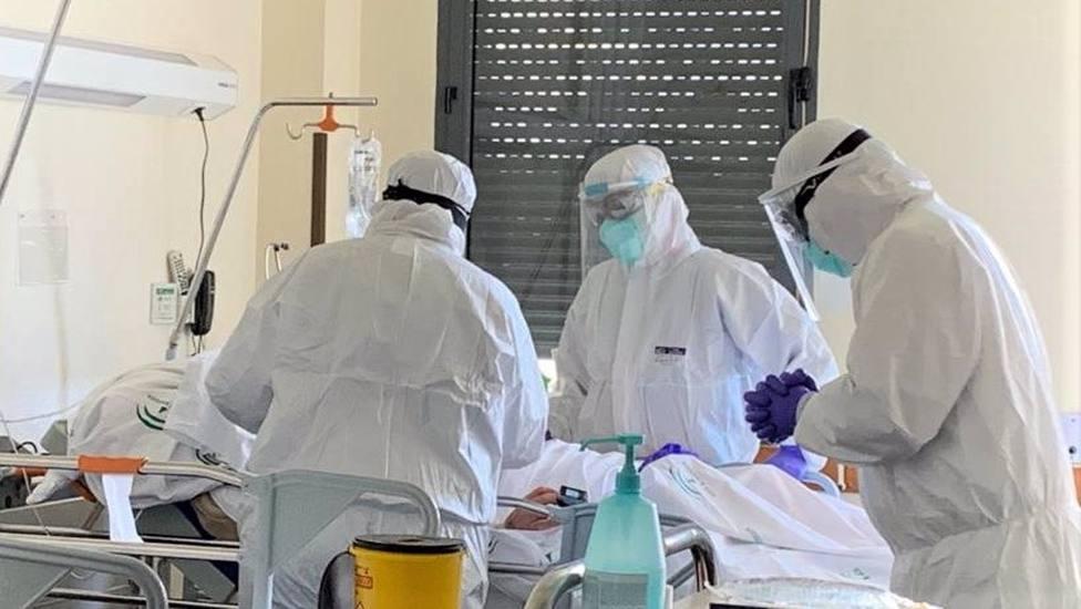 CORONAVIRUS- Andalucía suma 474 casos, 69 muertos y sitúa su tasa en 143