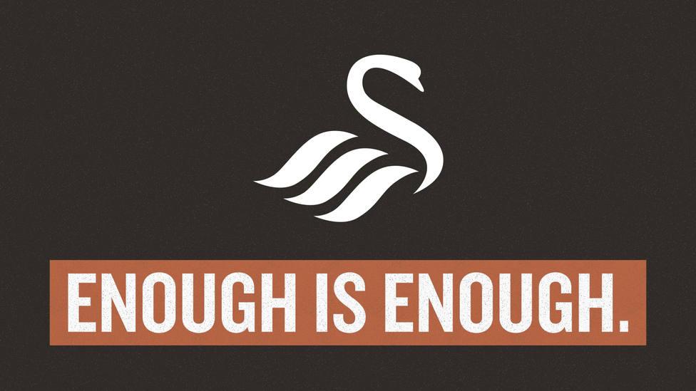 El Swansea no usará sus redes sociales durante una semana como forma de protesta contra el ciberacoso