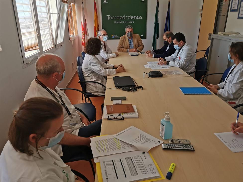 La Junta registra siete agresiones a sanitarios de la provincia de Almería en lo que va de año
