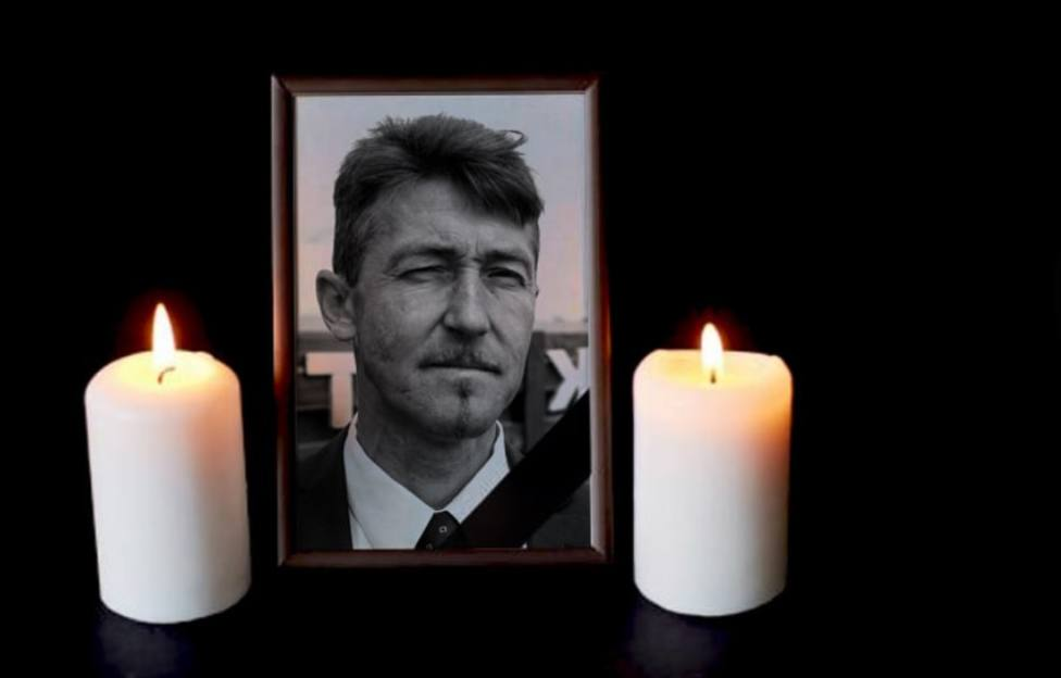 Memorial por la muerte de Vitold Ashurok compartido por su partido