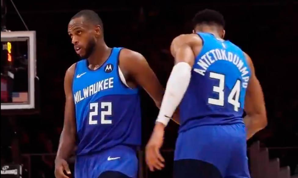 El dúo formado entre Middleton y Antetokounmpo adelanta a los Bucks en la final del Este