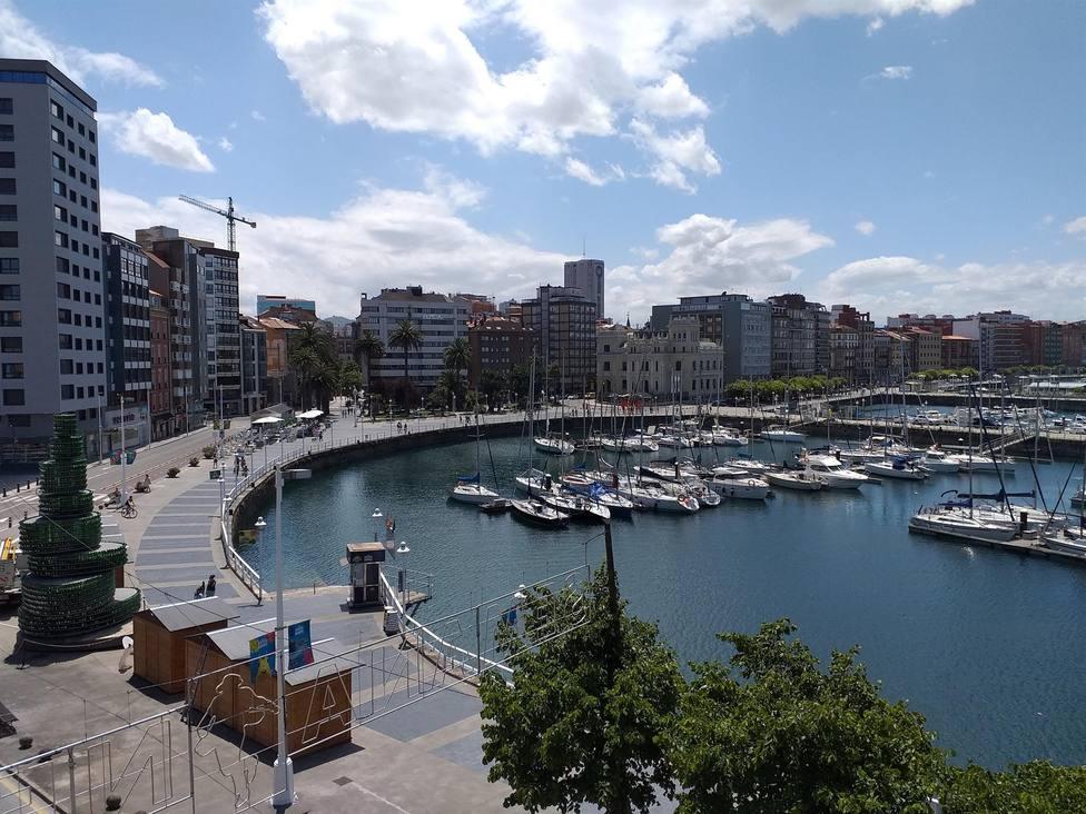 A los atractivos turísticos que tiene Gijón se añade un cuidado muy especial con la sostenibilidad