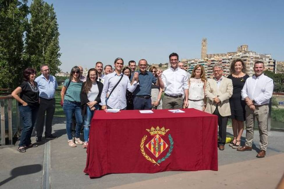 El concejal de Lleida de JxCat apartado por el alcalde (ERC) deja su grupo municipal