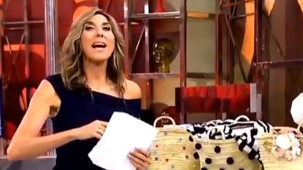 Paz Padilla la lía en directo e interrumpe a una espectadora de Sálvame: ¡Esa no!