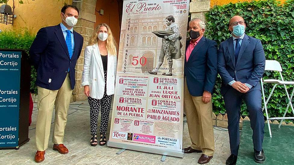 Acto de presentación de los carteles de la temporada de verano en El Puerto de Santa María
