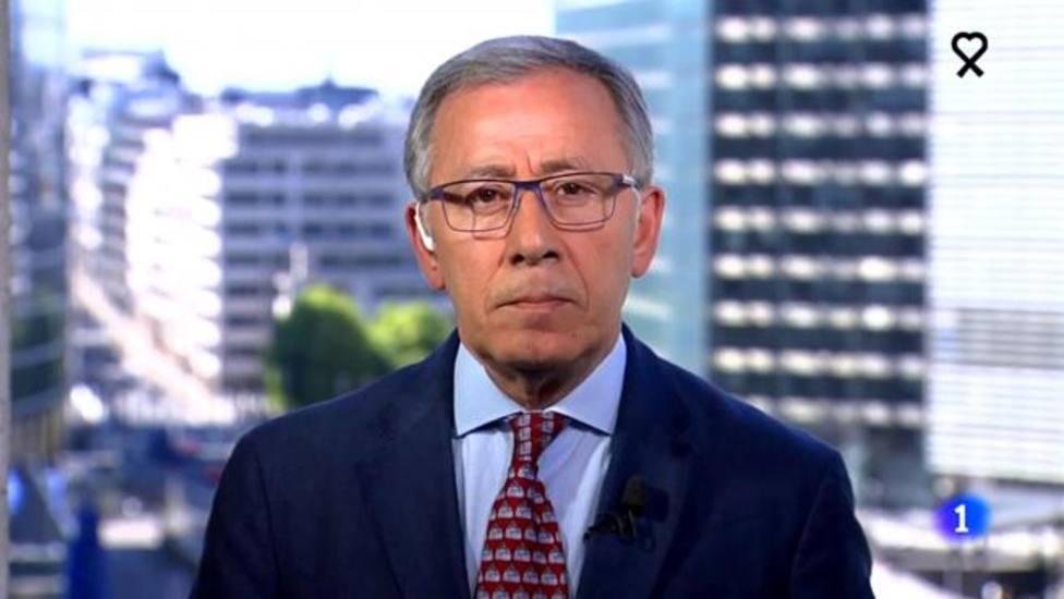 Patterson, excorresponsal de TVE, sentencia a la cadena con un contundente mensaje: Me estoy aficionando...