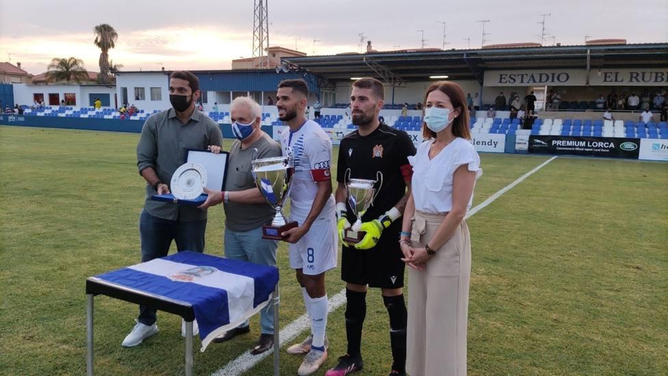 Al Nasr es el primer ganador del Memorial Alfonso García Zapata (1-2)