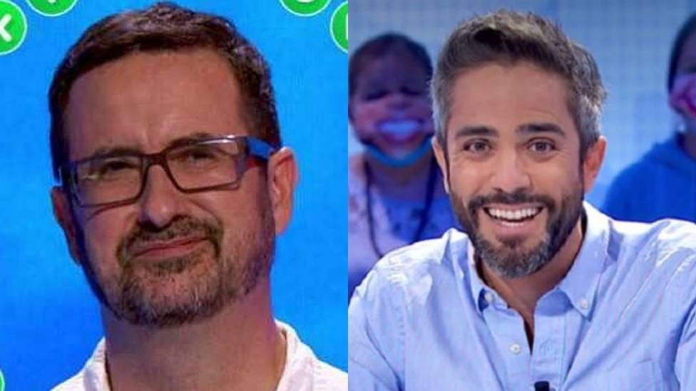 Marco Antonio y Roberto Leal
