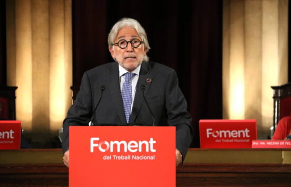 Foment muestra su indignación por la no ampliación del Prat