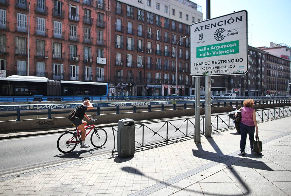 Aprobada la ordenanza que actualiza Madrid Central: estas son las nuevas restricciones de tráfico