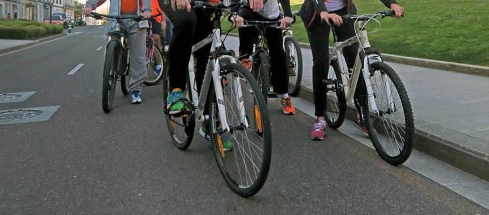 Bicicletas por Lugo
