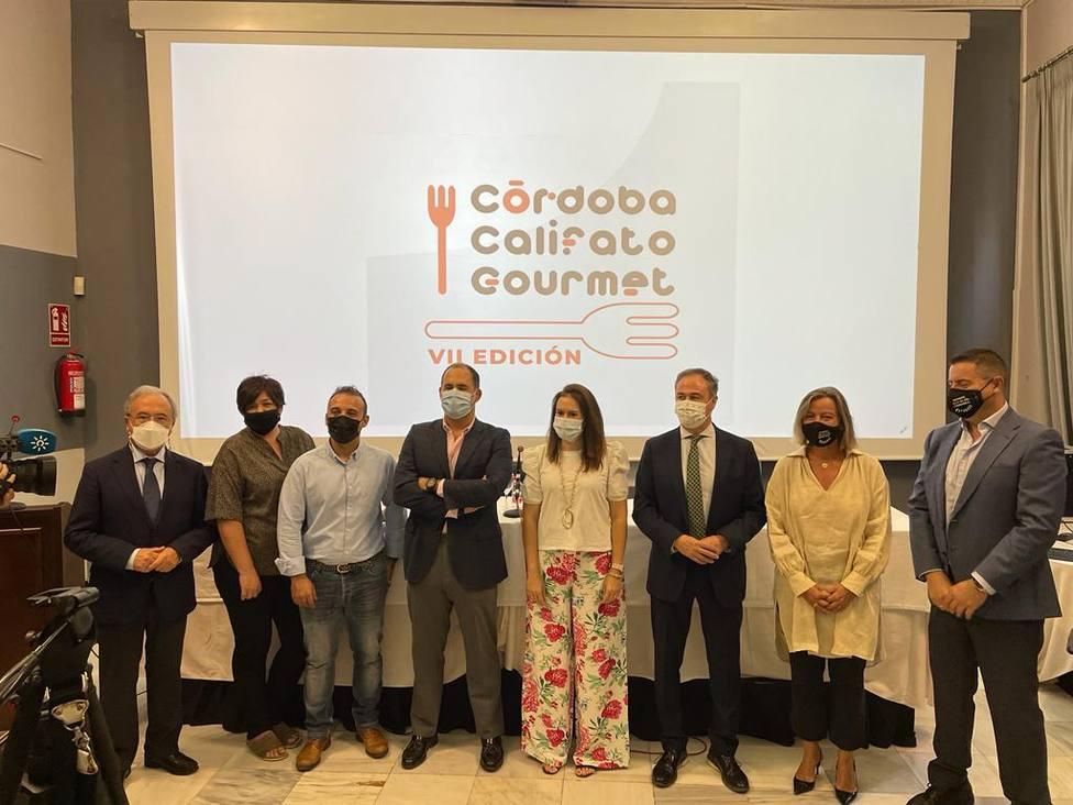 La séptima edición del Córdoba Califato Gourmet se celebrará los días 15 y 16 de noviembre
