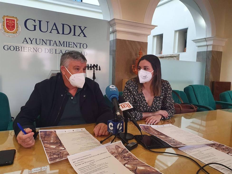 Guadix y la Batalla de Lepanto