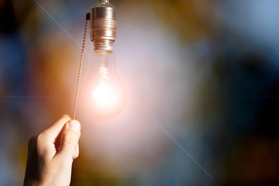 Luz, imagen de recurso