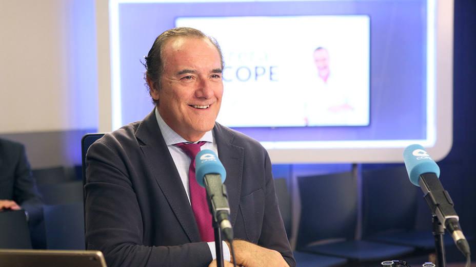 Antonio Jiménez, director de El Cascabel de TRECE