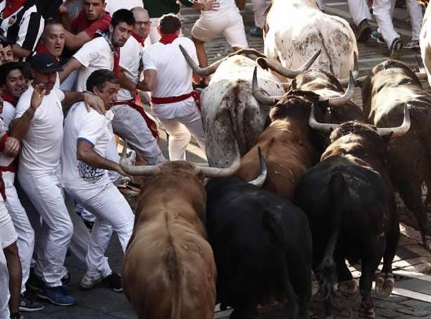 Una película china devolverá este tipo de imágenes a Pamplona este domingo