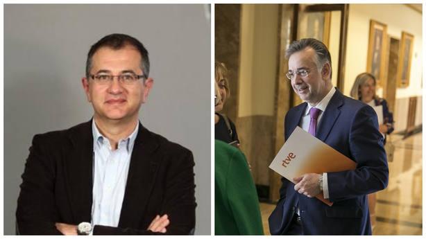 Nuevas destituciones en TVE: Jenaro Castro y Pedro Carreño