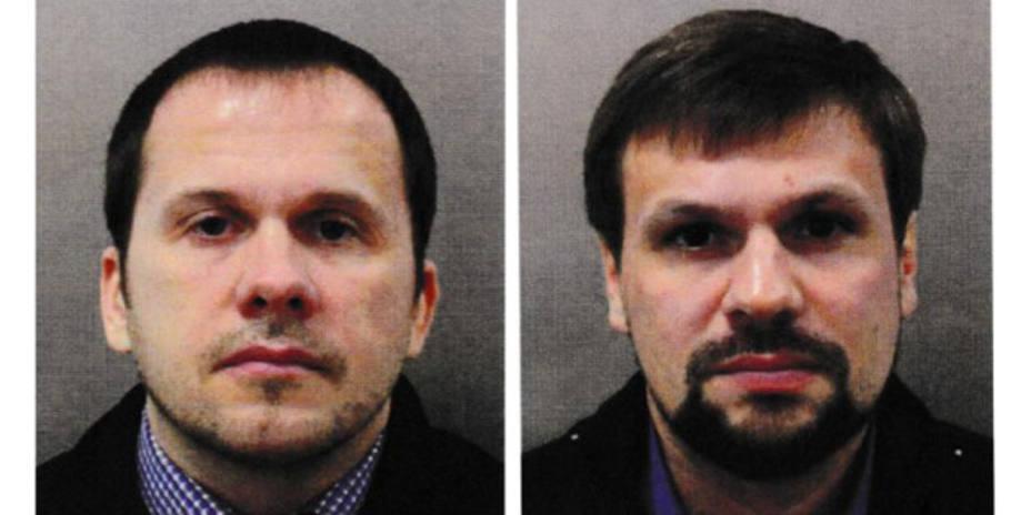 Reino Unido acusa a dos rusos del envenenamiento del exespía Skripal y su hija