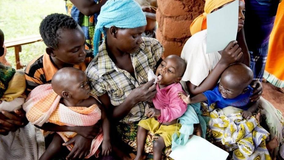 Sudán del Sur y Nigeria, donde comer es un lujo