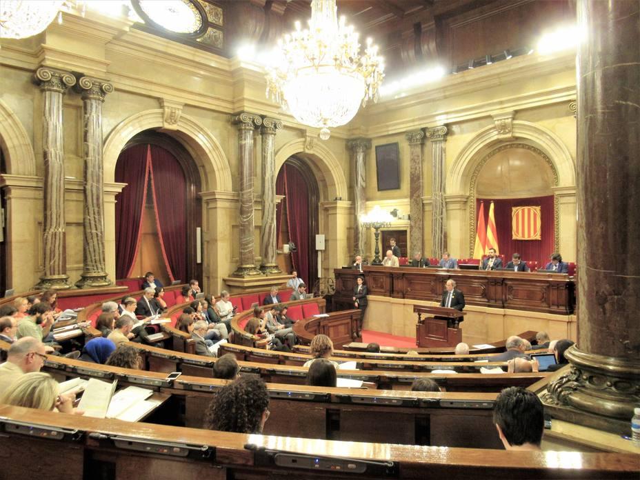 Torra comparece este miércoles en el Parlament para tratar la actualidad política y judicial