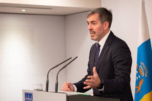 El fin de los aforamientos en Canarias por el nuevo Estatuto puede sacar del TSJC una causa que afecta a Clavijo