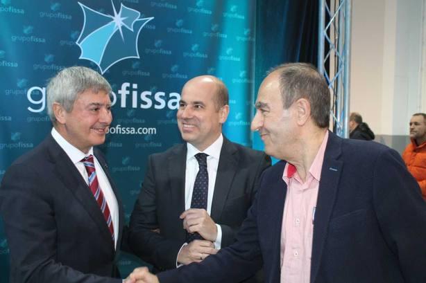 Inauguración nuevas instalaciones de FISSA
