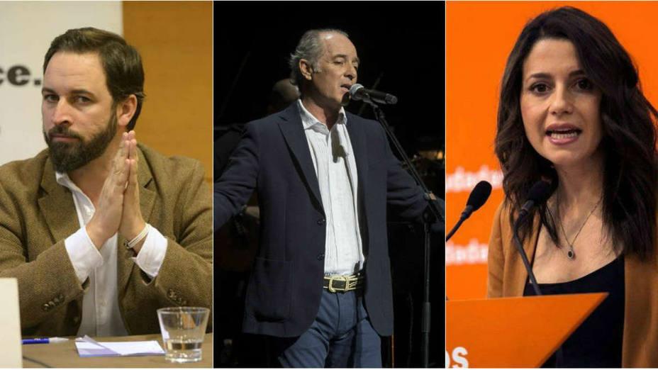 José Manuel Soto responde a Inés Arrimadas y recibe el aplauso de Vox
