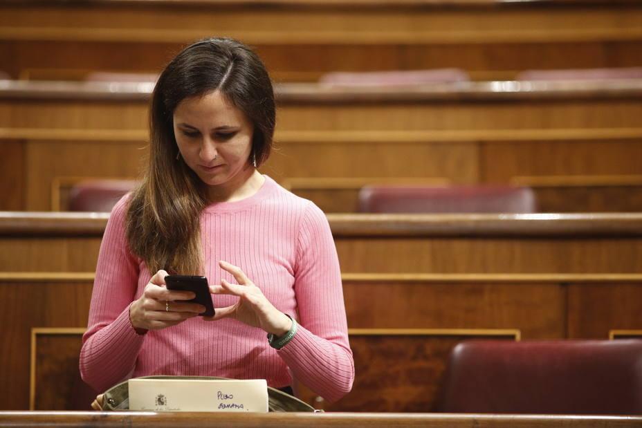 Belarra reivindica a Podemos como los primeros en transparencia ante la financiación extranjera de Vox