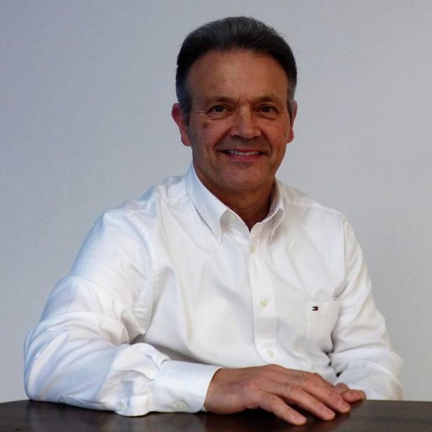 Germán Castrillón, candidato del PP a la Alcaldía de Narón