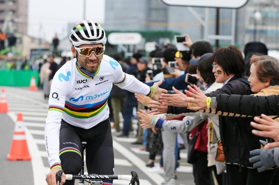 Alejandro Valverde estará en la Vuelta a Murcia