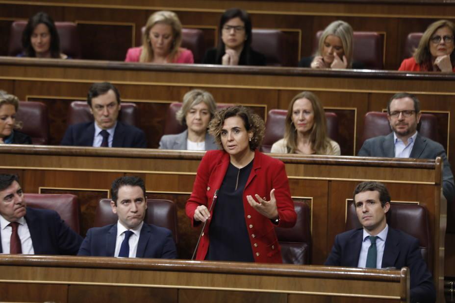 El PP ve acertada aunque tardía la decisión de la jueza de dejar en libertad a Zaplana
