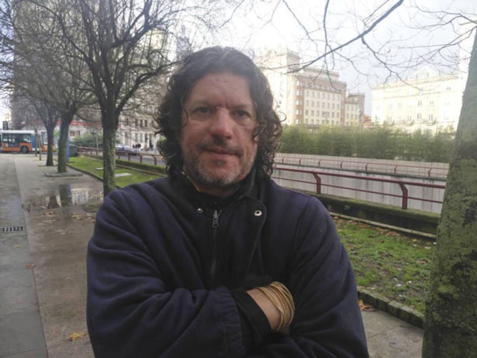 Carlos del Río, candidado a la Alcaldía de Ferrol por Xuntos Actúa