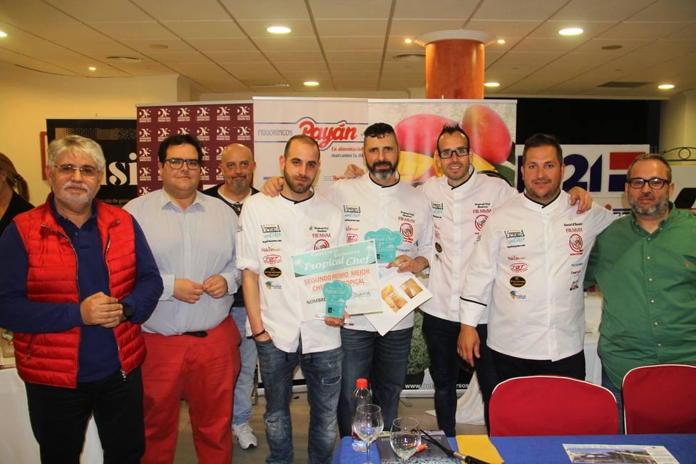 cocineros finalistas