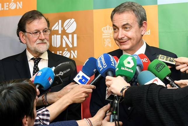 """Zapatero niega que la unidad de España se encuentre """"en peligro"""""""