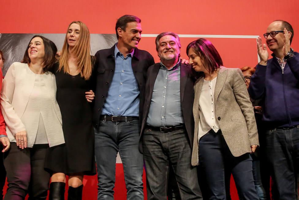 Pedro Sánchez arropará este sábado a los candidatos del PSOE en Madrid, Ángel Gabilondo y Pepu Hernández