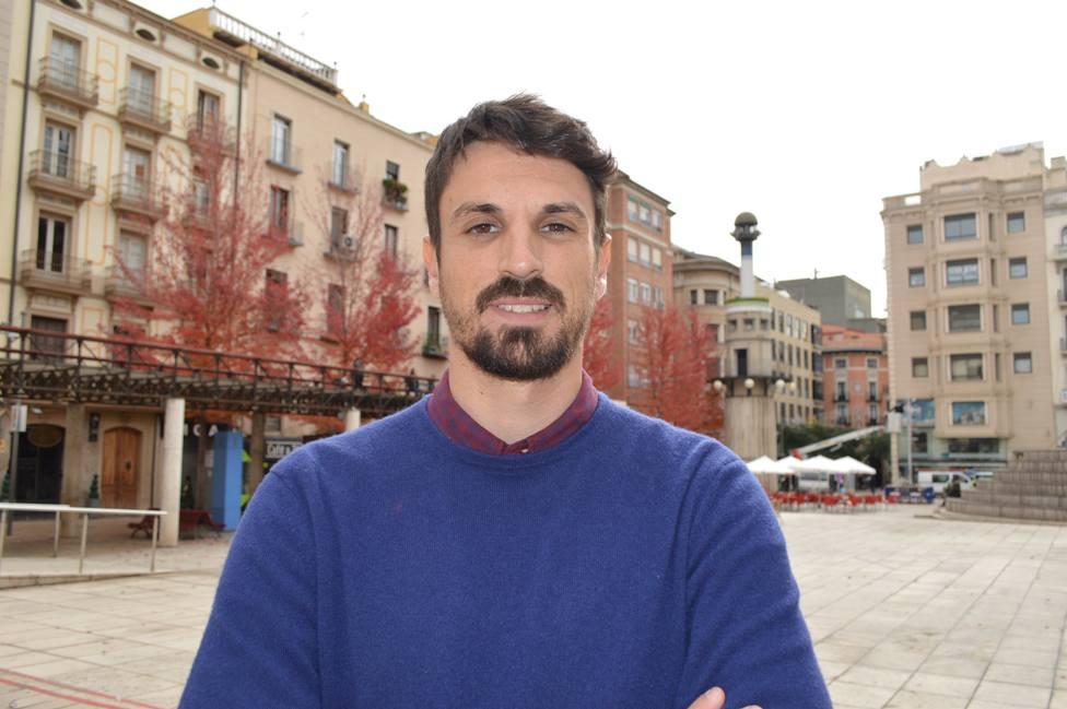 El exsocialista Dante Pérez será el candidato del PP al Congreso por Lleida