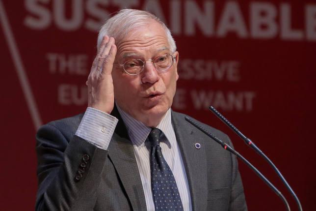 Borrell advierte de que si no se aprueba el acuerdo de May, el Brexit podría terminar no saliendo nunca